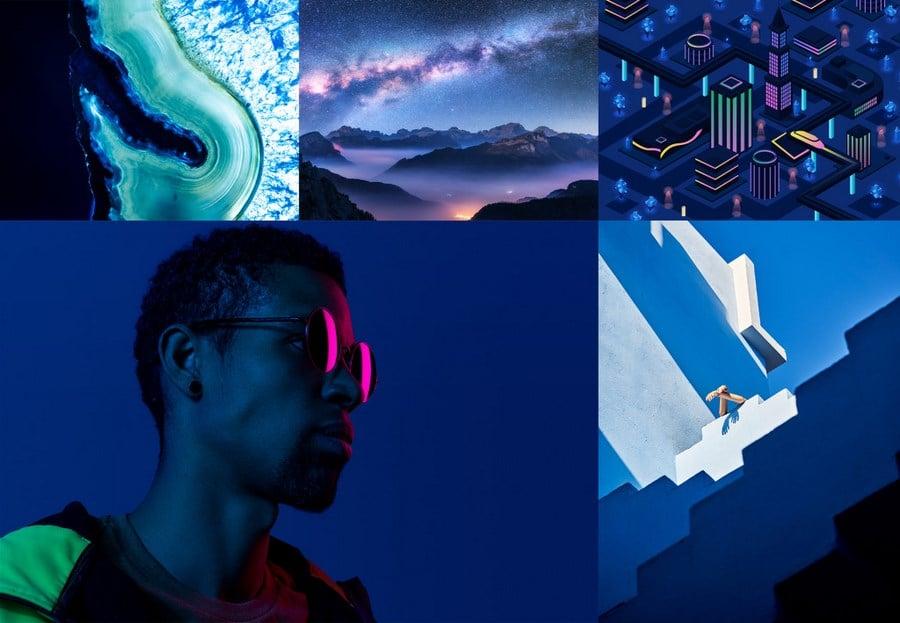 Тренды дизайна 2020 с примерами
